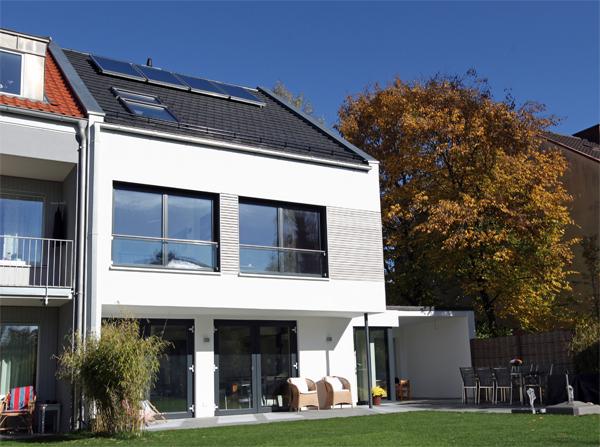 Doppelhaushälfte Sanieren dhh aus den sechzigern saniert und umgebaut | biobau-portal